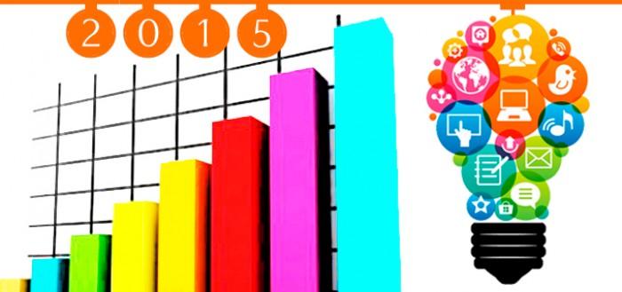 Gráfica crecimiento económico 2015
