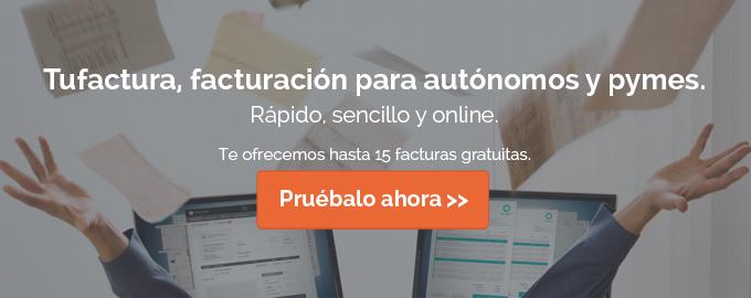 Solicita información sobre la herramienta online de facturación fácil.