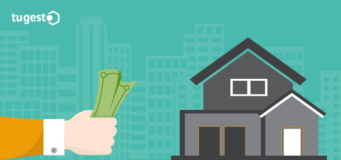 Casa de alquiler con opción a compra