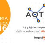 X Feria tecnológica AOTEC 2016
