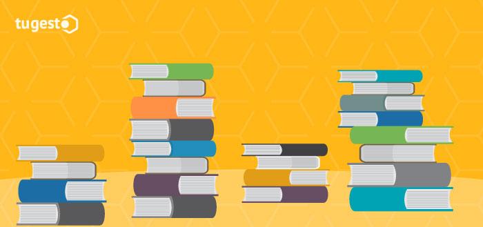 Libros que contienen datos