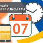 Empieza la campaña de la Declaración de la Renta 2014