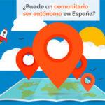 ¿Cómo un comunitario puede ser autónomo en España?