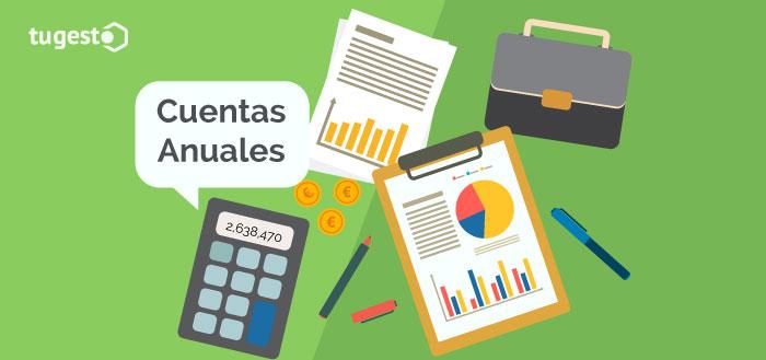 Elementos relacionados con las cuentas anuales