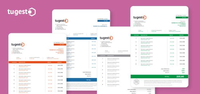 Presupuestos hechos con la solución online Tufactura