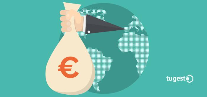 Mover dinero de un país a otro considerado paraíso fiscal.