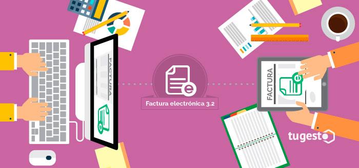 Usuarios de la factura electrónica 3.2.