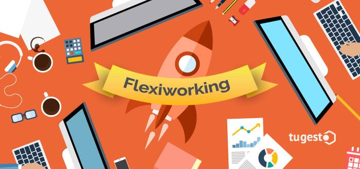 Flexiworking, el nuevo concepto de flexibilidad laboral.