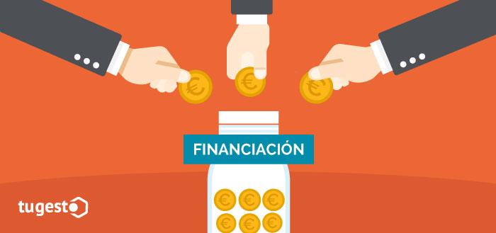 Tipos de fuentes de financiación