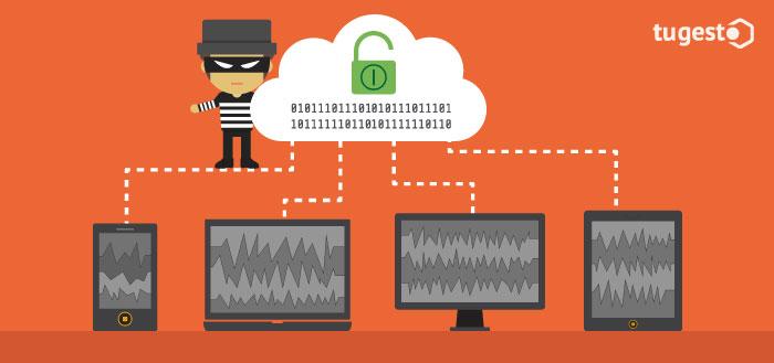hacker que ha hackeado los dispositivos de una empresa