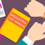 Nuevo registro de horas en la jornada laboral