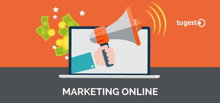 Las ventajas del marketing online.