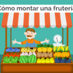Cómo montar una frutería