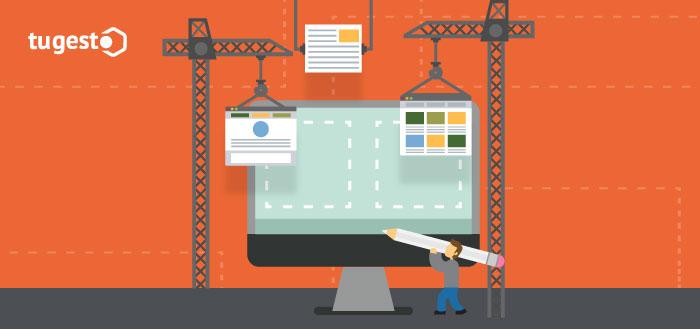 Página web para emprender online