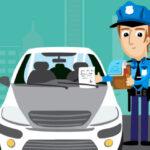 ¿Cómo pueden notificarme una multa de tráfico?
