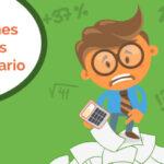 Obligaciones contablesde un empresario