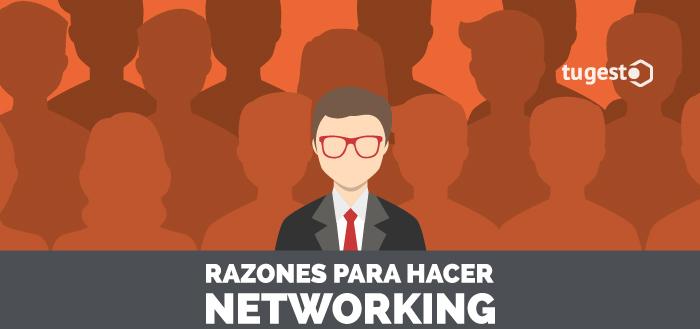 Beneficios de practicar el networking.