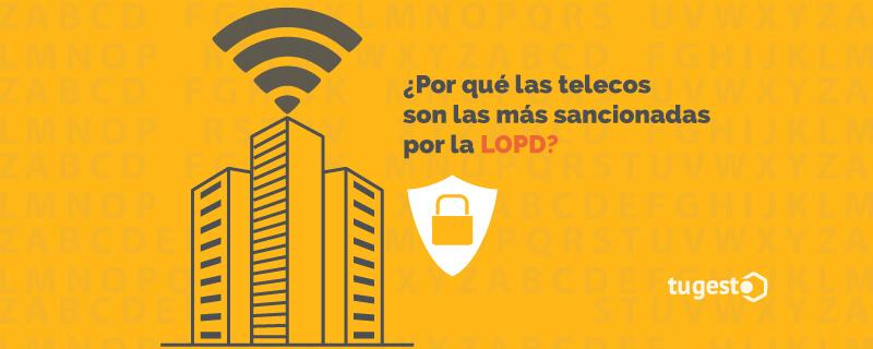 sanciones lopd teleco