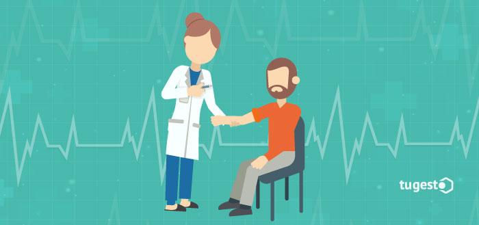 Autónomo con seguro médico