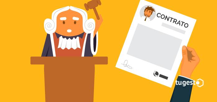 Persona que denuncia en el tribunal supremo un caso de suplantación de identidad en servicios de telecomunicaciones.