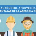 Las ventajas de la asesoría online para autónomos