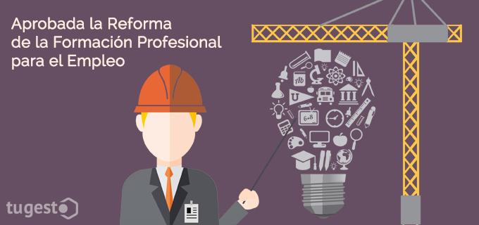 reforma-formación-profesional-empleo
