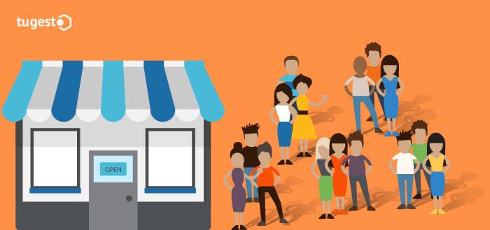 Aumentar ventas con Cash mob