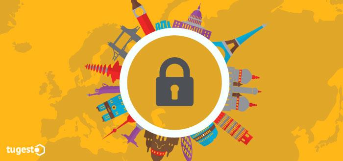 Ley de protección de datos en la Unión Europea