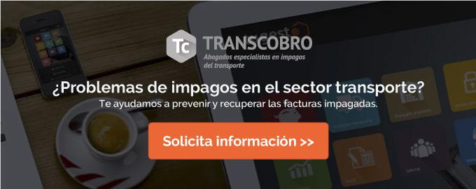 CTA Transcobro, impagos en el sector del transporte
