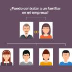 Se puede contratar a un familiar: el autónomo colaborador