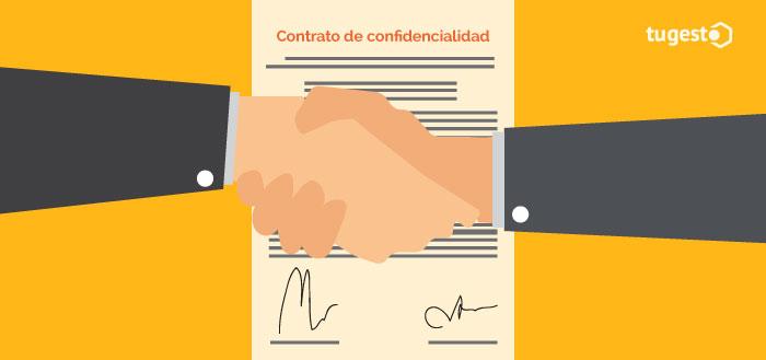 Imagen destacada post El contrato de confidencialidad