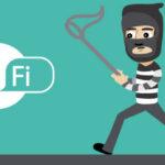 Robar wifi en España es delito