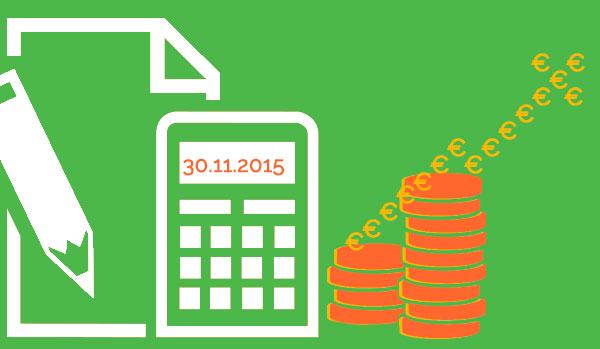 Obligaciones fiscales noviembre