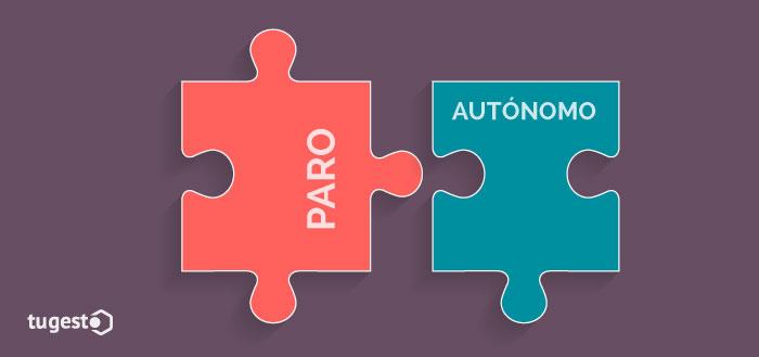 Puzzle paro y autónomo
