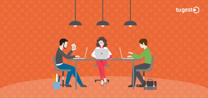 Coworking, un centro compartido para emprendedores