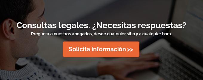 Solicita información sobre la solución consultas legales de tugesto.
