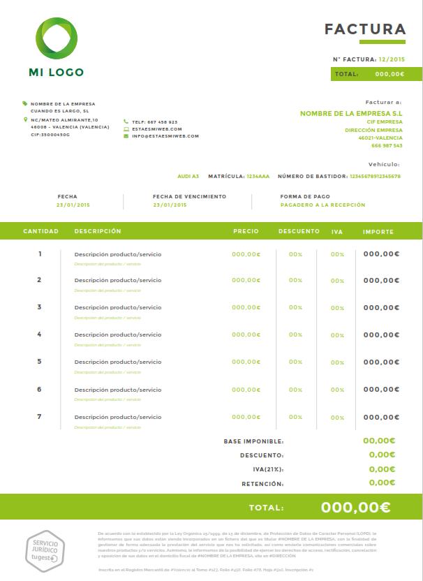 haz las facturas de tu taller mecánico fácilmente y online blog de