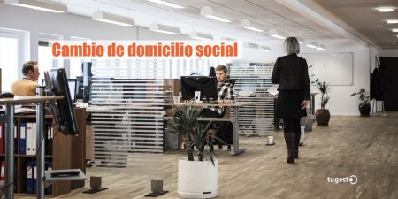 cambio domicilio social