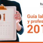 Tu guía laboral y profesional para 2018