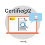 Cómo utilizar la aplicación Certific@2