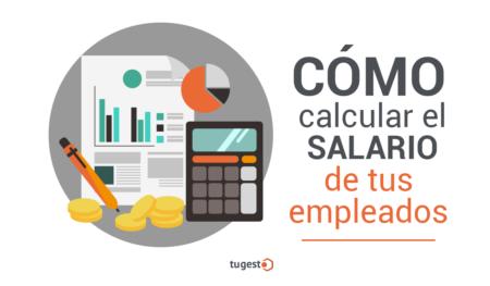 calcular el salario