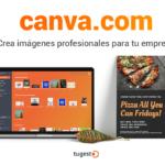 Diseña con canva.com imágenes profesionales para tu empresa