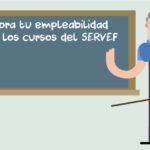 Mejora tu empleabilidad con los cursos del SERVEF
