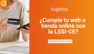 Protección de datos para tienda online y webs