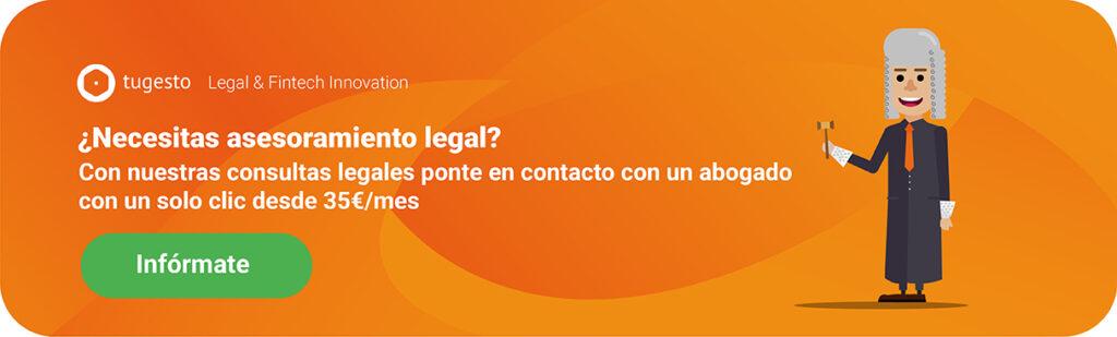 Contacta con un abogado especializado con un solo clic