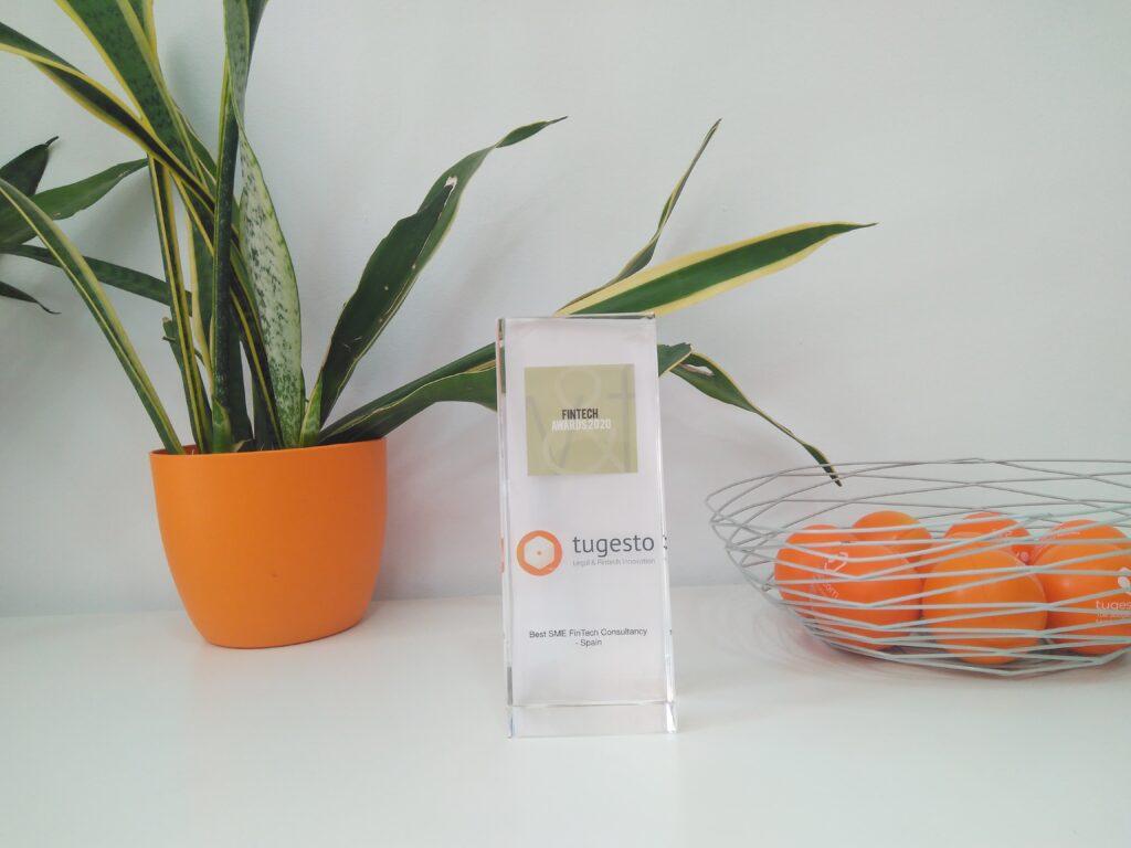 Premio a Mejor Consultoría Fintech para Pymes