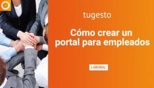 cómo crear un portal para empleados