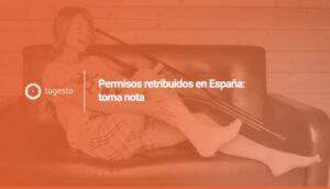 permisos retribuidos en España
